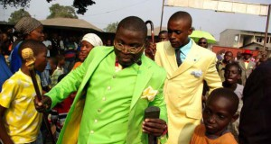 Οι… μοδάτοι άνδρες του Κονγκό