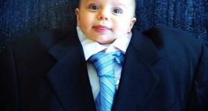 15 απίθανα μωρά με κουστούμι
