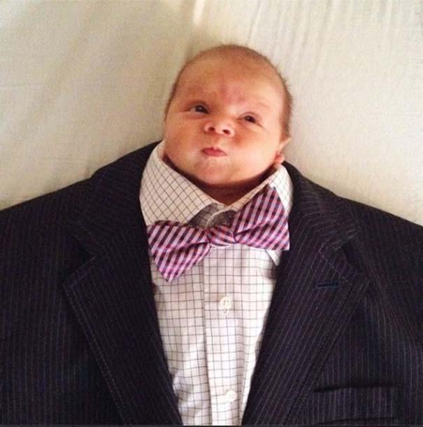 Μωρά με κουστούμι (7)