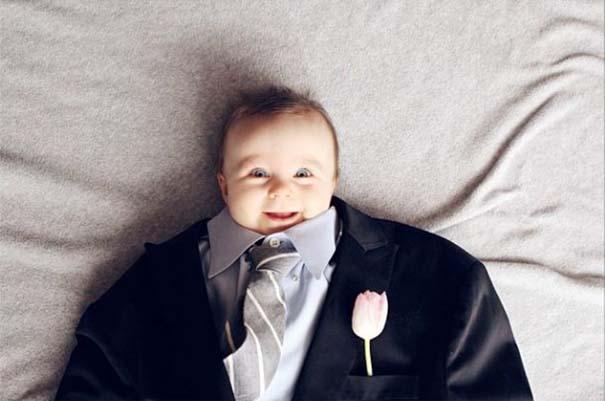 Μωρά με κουστούμι (10)