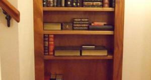 Η μυστική βιβλιοθήκη μιας λάτρης των βιβλίων