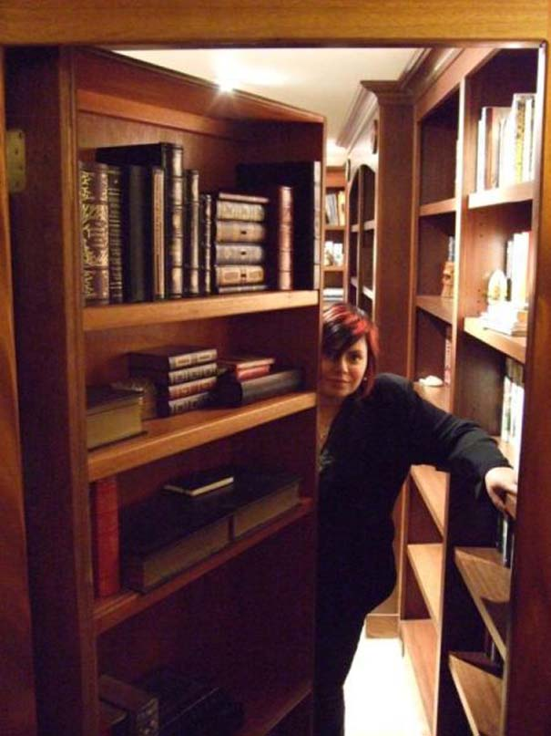 Μυστική βιβλιοθήκη μιας λάτρης των βιβλίων (3)