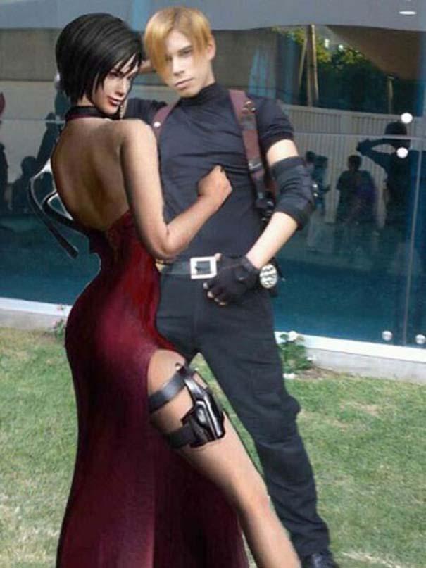 Οι φιλεναδίτσες του Photoshop (5)