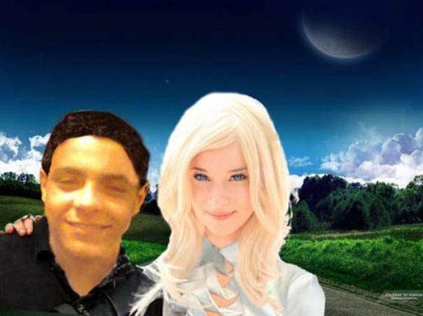 Οι φιλεναδίτσες του Photoshop (10)