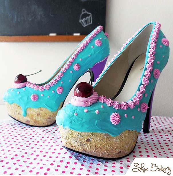 Όταν η ζαχαροπλαστική συνάντησε τον σχεδιασμό παπουτσιών (1)