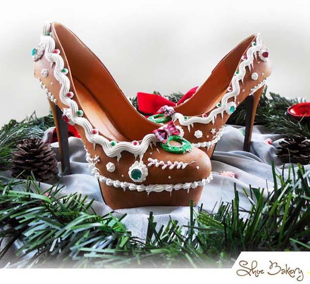 Όταν η ζαχαροπλαστική συνάντησε τον σχεδιασμό παπουτσιών (2)
