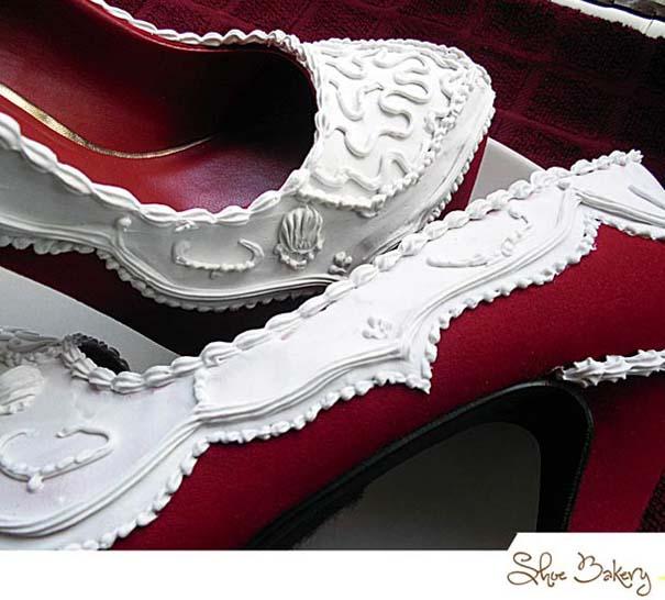 Όταν η ζαχαροπλαστική συνάντησε τον σχεδιασμό παπουτσιών (4)