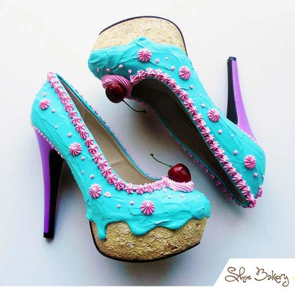 Όταν η ζαχαροπλαστική συνάντησε τον σχεδιασμό παπουτσιών (7)