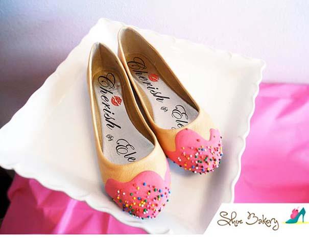 Όταν η ζαχαροπλαστική συνάντησε τον σχεδιασμό παπουτσιών (10)