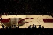 Παρκέ γηπέδου μπάσκετ μετατράπηκε σε 3D υπερθέαμα