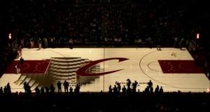 Παρκέ γηπέδου μπάσκετ μετατράπηκε σε 3D υπερθέαμα (Video)