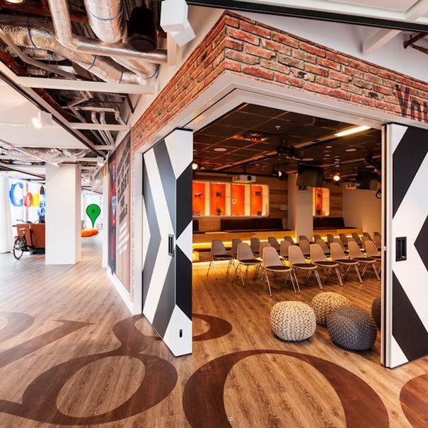 Περιήγηση στα ανανεωμένα γραφεία της Google στο Άμστερνταμ (1)