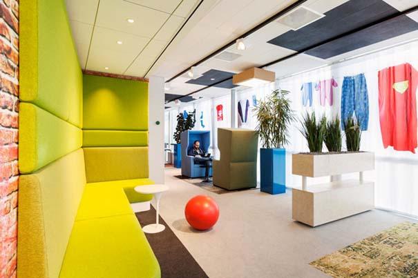 Περιήγηση στα ανανεωμένα γραφεία της Google στο Άμστερνταμ (4)