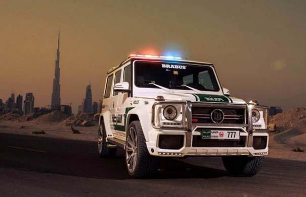 Τα περιπολικά του Dubai (9)
