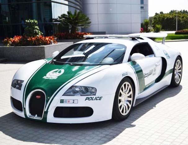 Τα περιπολικά του Dubai (1)