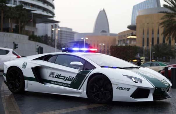 Τα περιπολικά του Dubai (2)