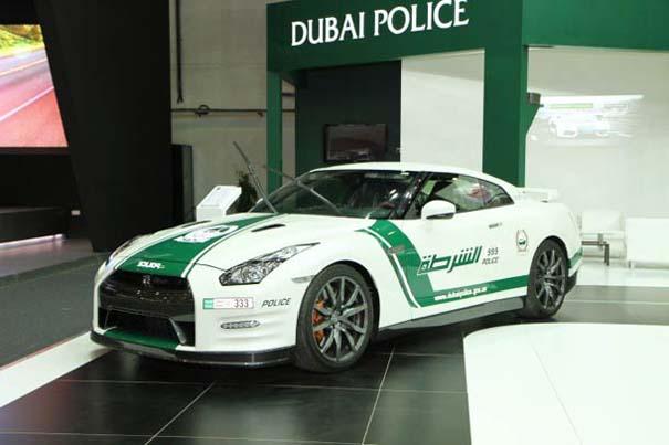 Τα περιπολικά του Dubai (3)