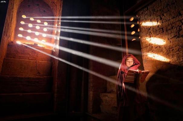 Πηγή φωτός | Φωτογραφία της ημέρας
