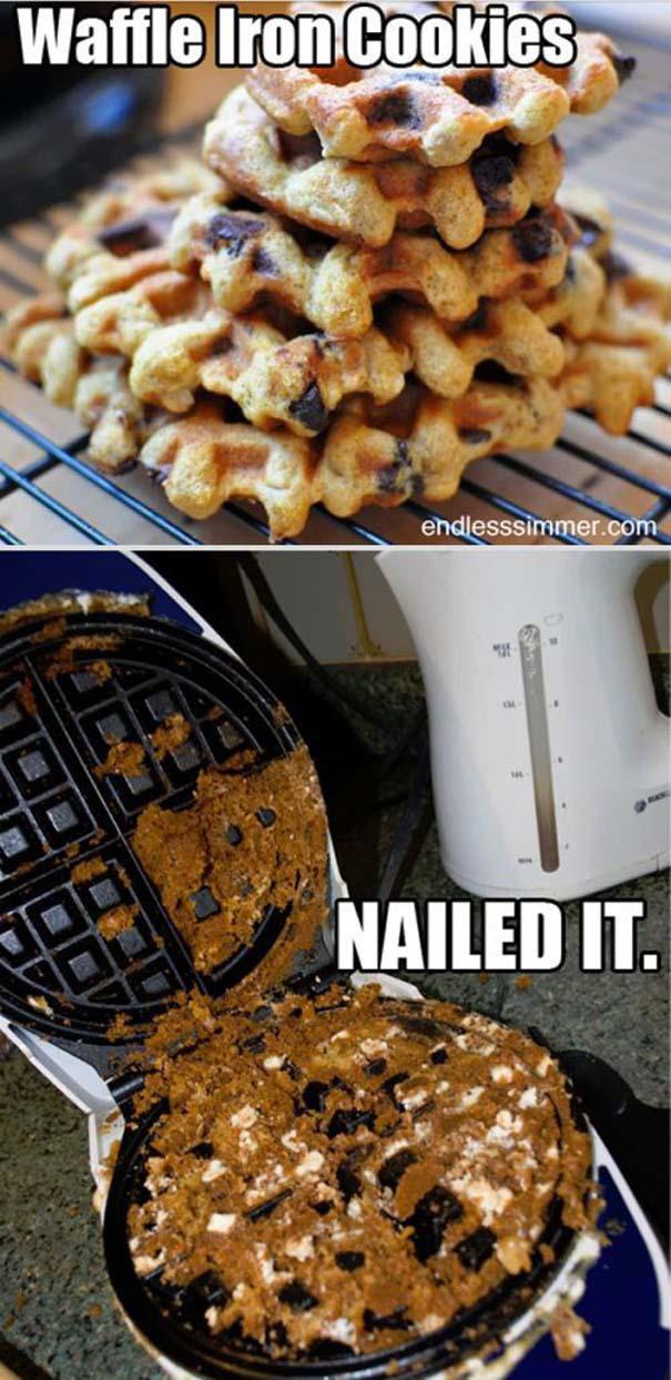 Pinterest Fails: Κατασκευές και συνταγές με παταγώδη αποτυχία (22)