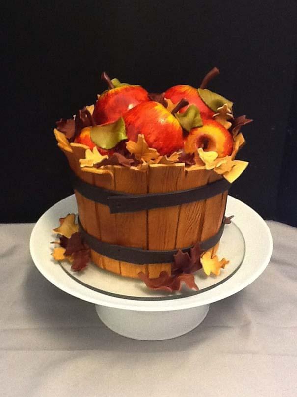 Πρώην μηχανικός της NASA δημιουργεί απίστευτα πρωτότυπες τούρτες (1)