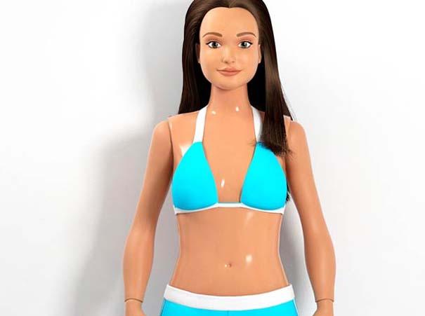Μια ρεαλιστική Barbie βασισμένη στο μέσο 19χρονο κορίτσι (5)