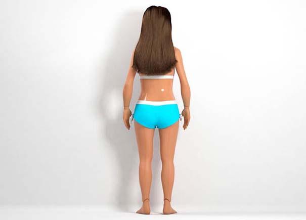 Μια ρεαλιστική Barbie βασισμένη στο μέσο 19χρονο κορίτσι (8)