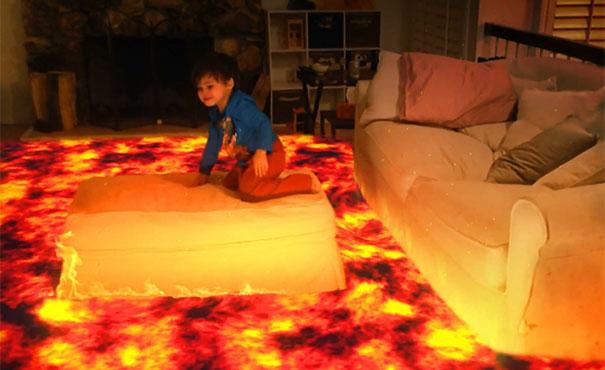 Μπαμπάς και ο 3χρονος γιος του φτιάχνουν ταινίες 15 δευτερολέπτων με εντυπωσιακά ειδικά εφέ