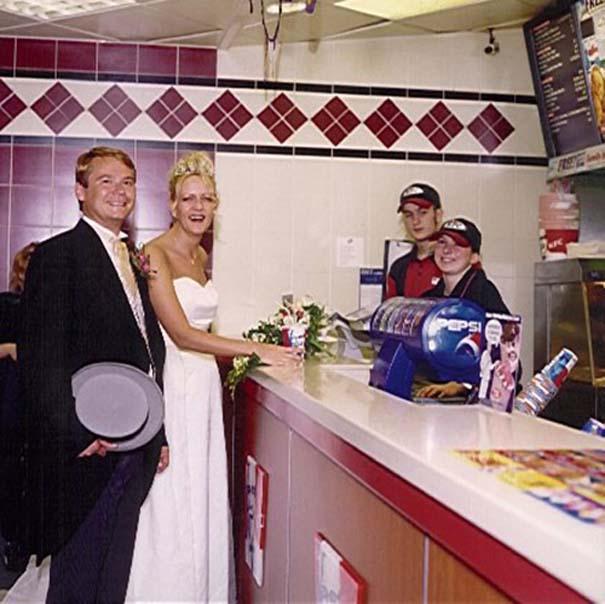 Θεότρελοι πελάτες σε Fast Food (9)