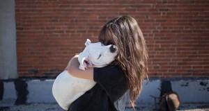 Ζώα από καταφύγια φωτογραφίζονται με τους ανθρώπους που τα υιοθέτησαν
