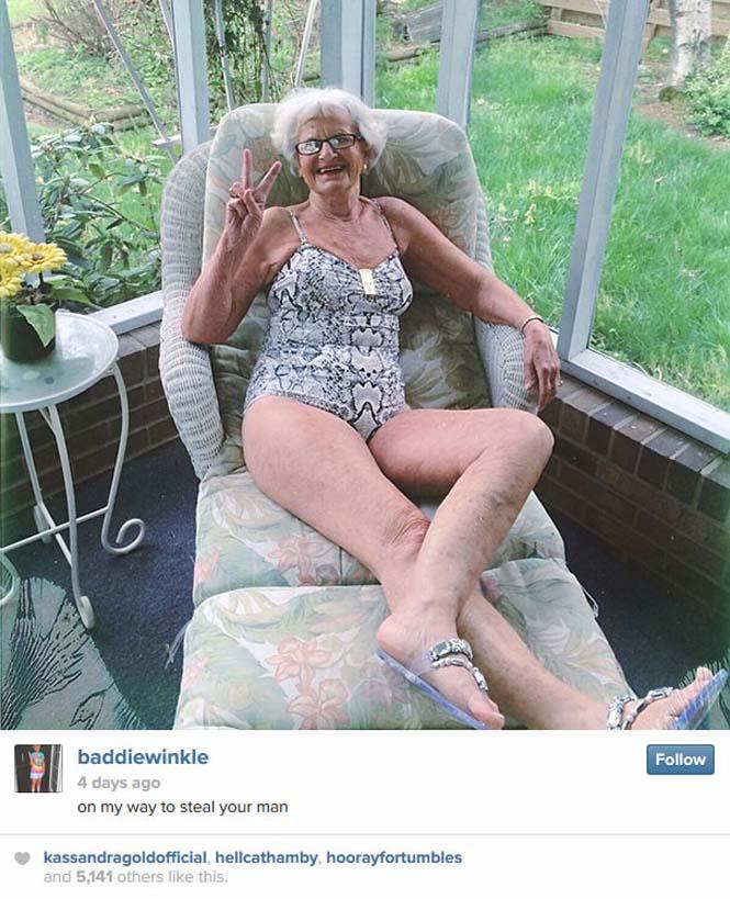 86χρονη γιαγιά Instagram (2)