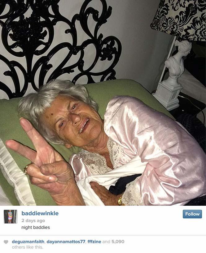 86χρονη γιαγιά Instagram (5)
