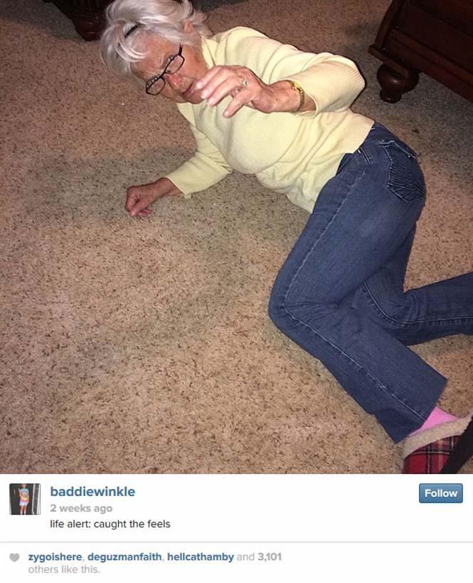 86χρονη γιαγιά Instagram (6)