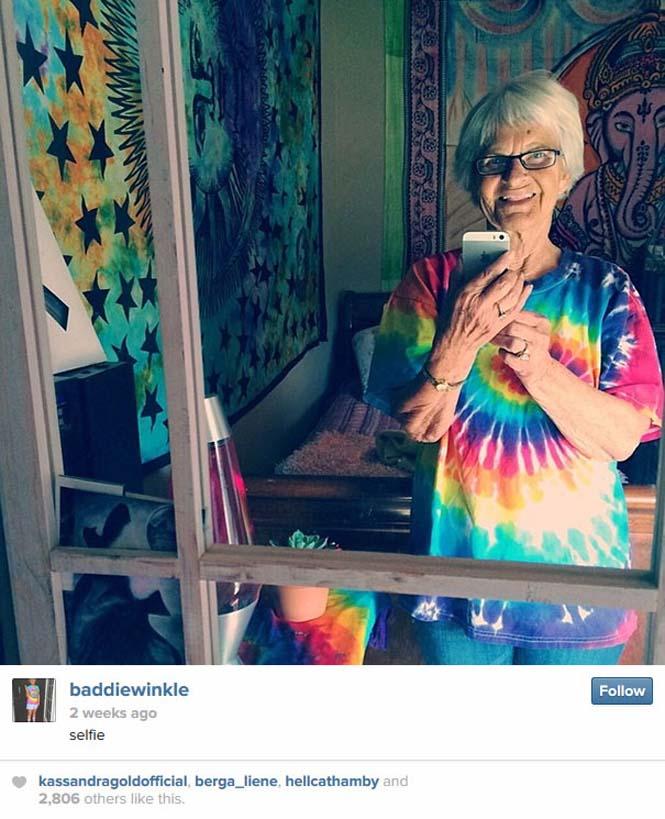 86χρονη γιαγιά Instagram (9)