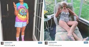 Η 86χρονη γιαγιά που τρελαίνει το Instagram