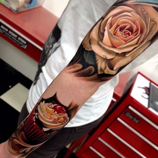 Απίστευτα 3D τατουάζ (12)