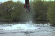 Τα απίστευτα κόλπα του παγκόσμιου πρωταθλητή Jet Ski