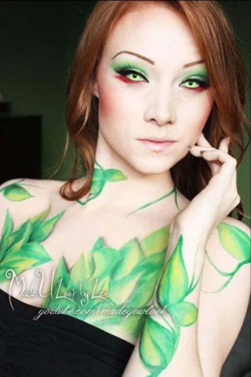 Οι απίστευτες μεταμορφώσεις με μακιγιάζ της Alexis Fleming (2)