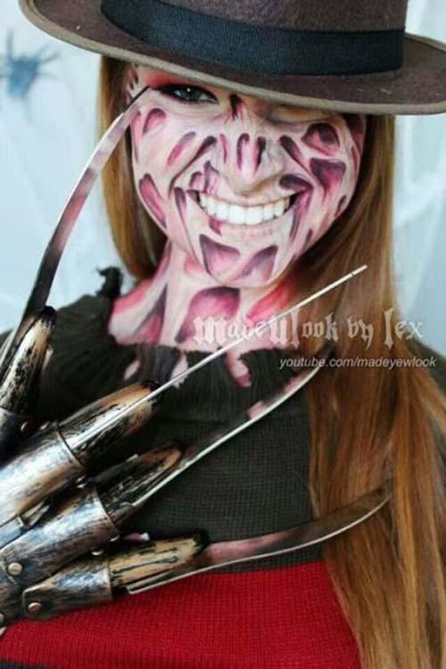 Οι απίστευτες μεταμορφώσεις με μακιγιάζ της Alexis Fleming (7)