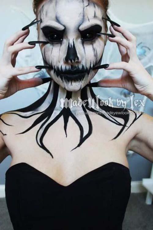 Οι απίστευτες μεταμορφώσεις με μακιγιάζ της Alexis Fleming (8)