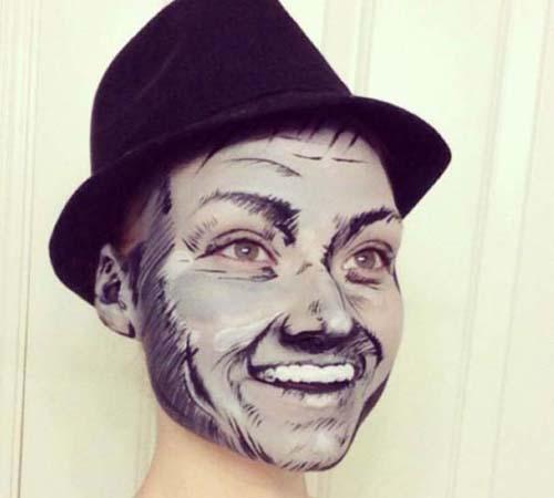 Οι απίστευτες μεταμορφώσεις με μακιγιάζ της Alexis Fleming (10)