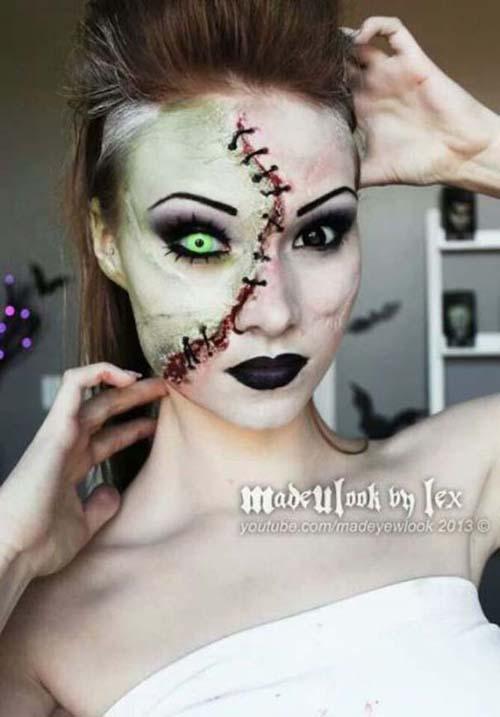 Οι απίστευτες μεταμορφώσεις με μακιγιάζ της Alexis Fleming (12)