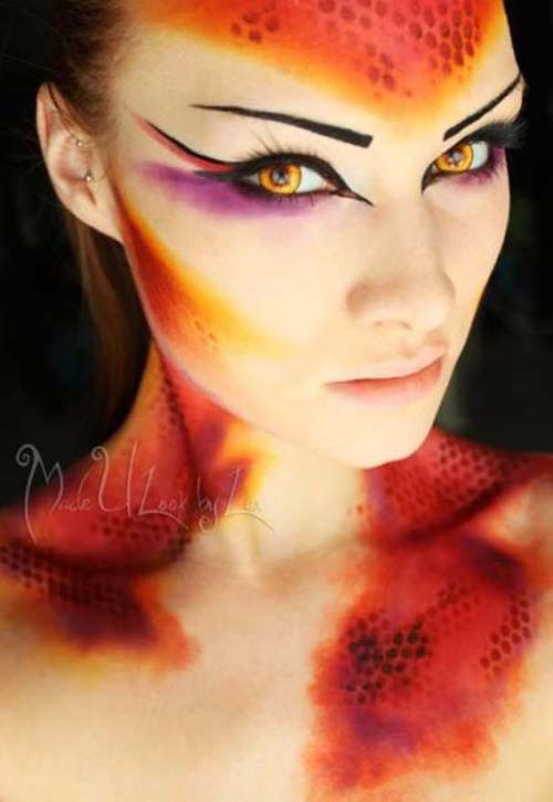 Οι απίστευτες μεταμορφώσεις με μακιγιάζ της Alexis Fleming (14)