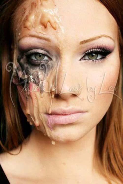 Οι απίστευτες μεταμορφώσεις με μακιγιάζ της Alexis Fleming (16)