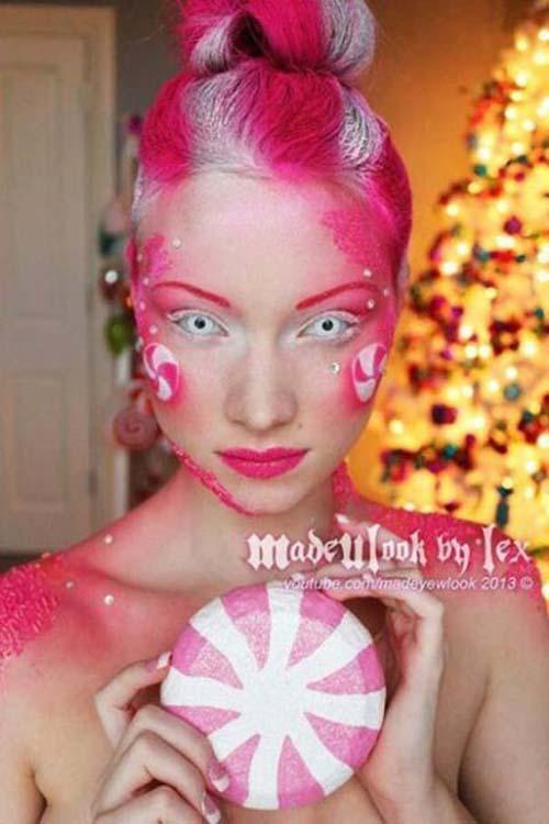 Οι απίστευτες μεταμορφώσεις με μακιγιάζ της Alexis Fleming (17)