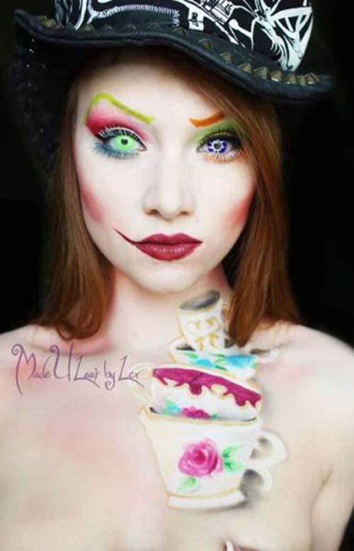 Οι απίστευτες μεταμορφώσεις με μακιγιάζ της Alexis Fleming (23)