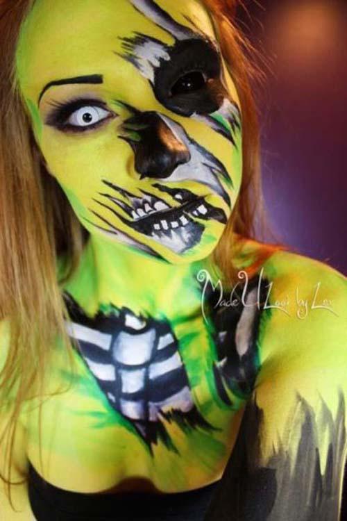 Οι απίστευτες μεταμορφώσεις με μακιγιάζ της Alexis Fleming (24)