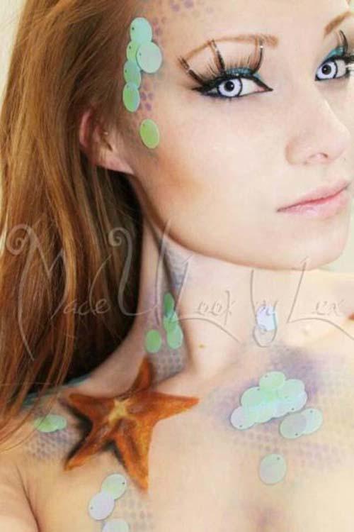 Οι απίστευτες μεταμορφώσεις με μακιγιάζ της Alexis Fleming (28)