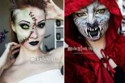 Οι απίστευτες μεταμορφώσεις με μακιγιάζ της Alexis Fleming (1)