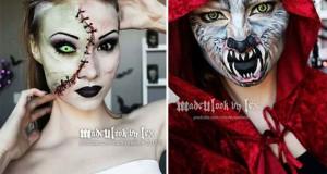 Οι απίστευτες μεταμορφώσεις με μακιγιάζ της Alexis Fleming