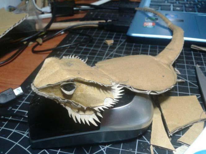 Δεν θα πιστεύετε ότι αυτό που έφτιαξε είναι απλά μια δημιουργία από χαρτόνι (4)